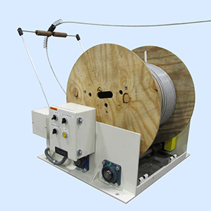 Wire Spool Decoilers