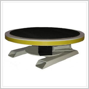 Exhibit, Display, Factory/Automation Turntables