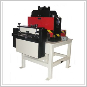 Flat Stock Cut To Length Machine Roll Feeder/Cutter