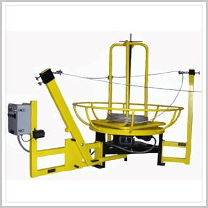 Heavy Duty Wire Decoilers